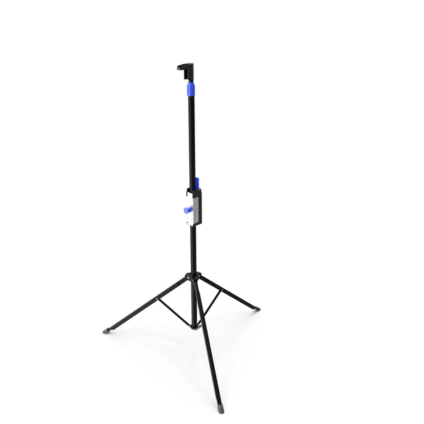 Adjustable Tripod Stand PNG & PSD Images