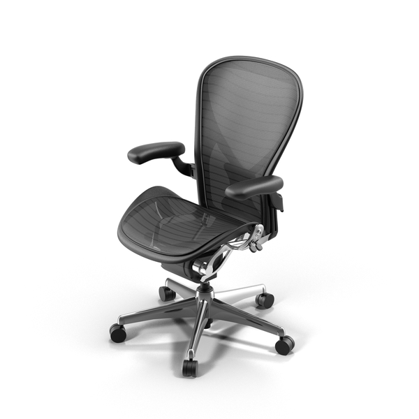 Office: Aeron Chair PNG & PSD Images