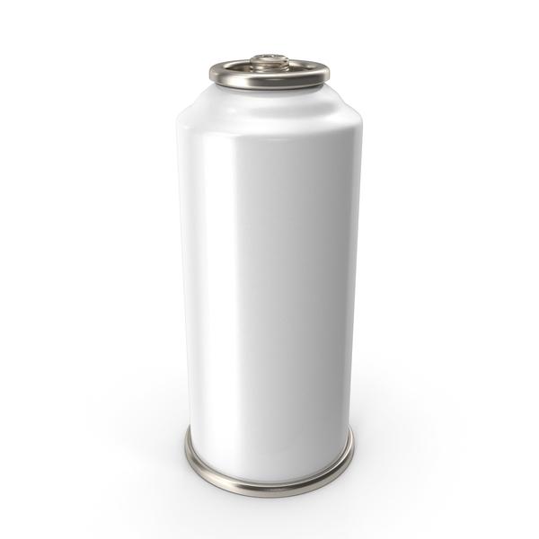Aerosol Spray Metal Bottle PNG & PSD Images