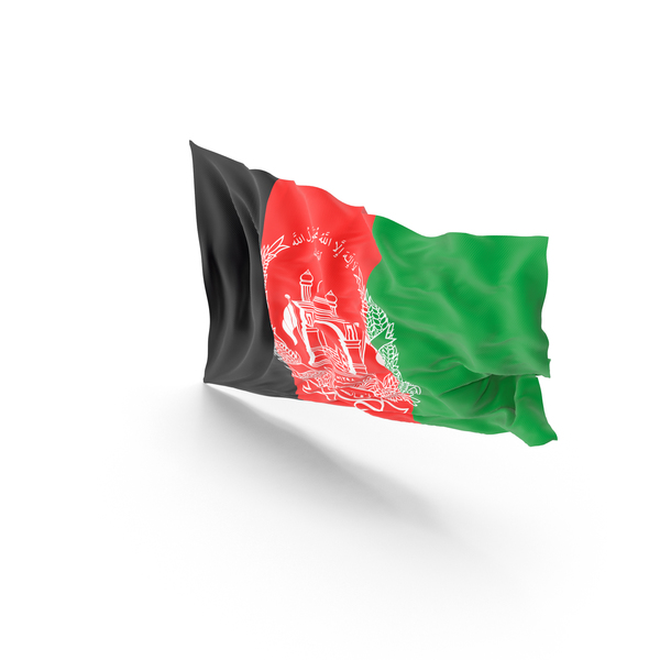 Afghanistan Flag PNG & PSD Images