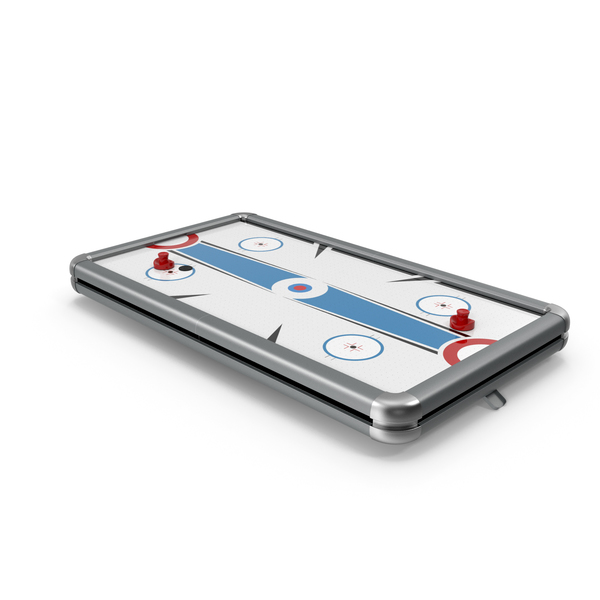 Air Hockey Tabletop PNG & PSD Images