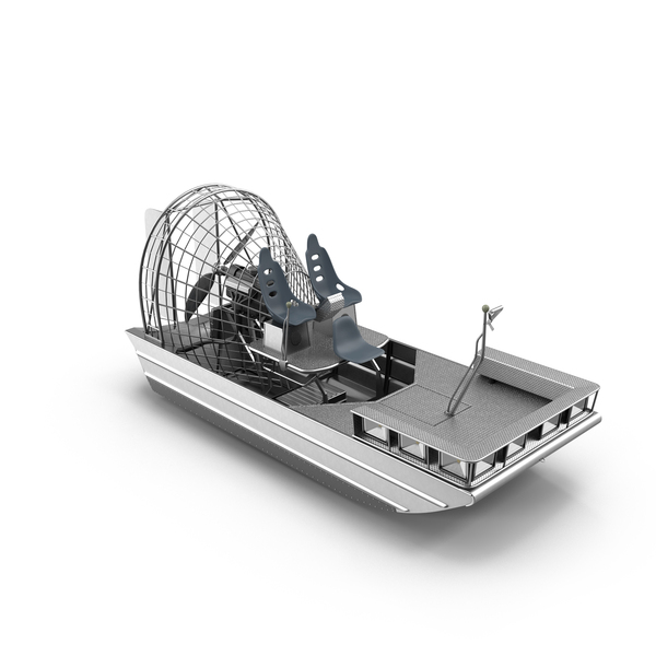 Airboat PNG & PSD Images