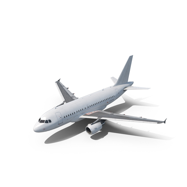 Airbus A318 PNG & PSD Images