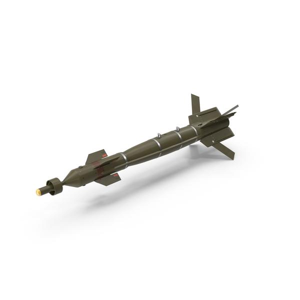 Aircraft Bomb GBU-10 PAVEWAY PNG & PSD Images
