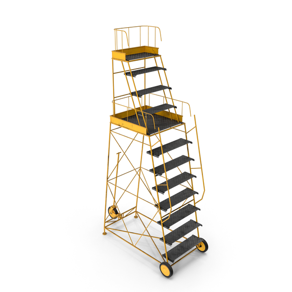 Airfield Ladder High PNG & PSD Images
