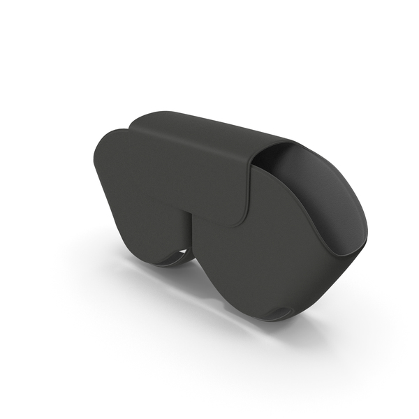 AirPods Max Case Black PNG & PSD Images