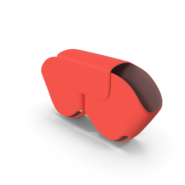 AirPods Max Case Red PNG & PSD Images