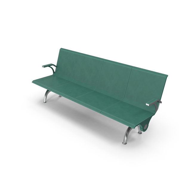 Airport Bench PNG & PSD Images
