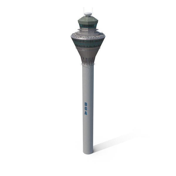 Airport Control Tower Kuala Lumpur PNG & PSD Images