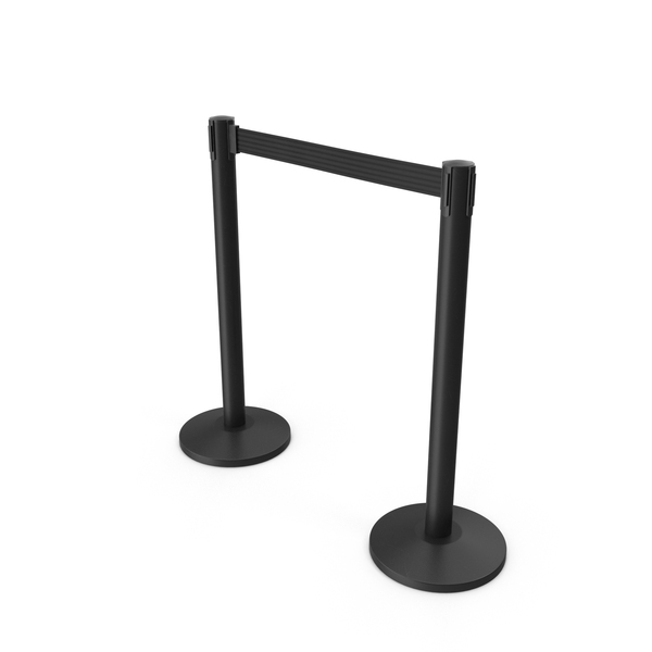 Airport Stanchion Object