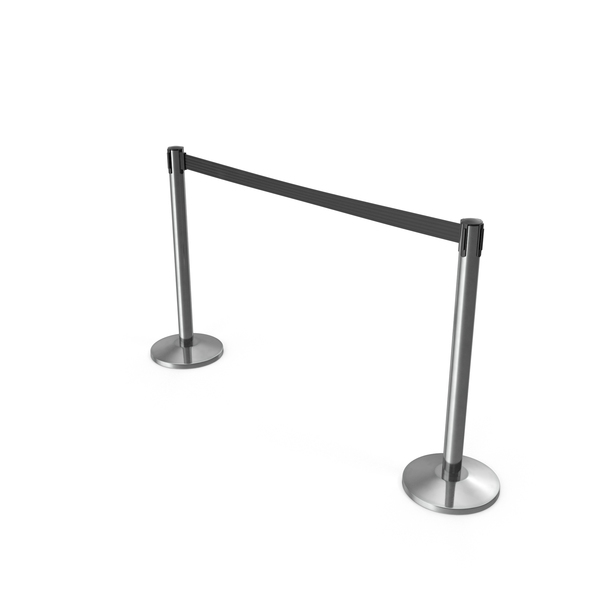 Airport Stanchion PNG & PSD Images