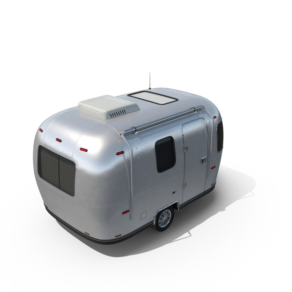 Airstream Camper PNG & PSD Images