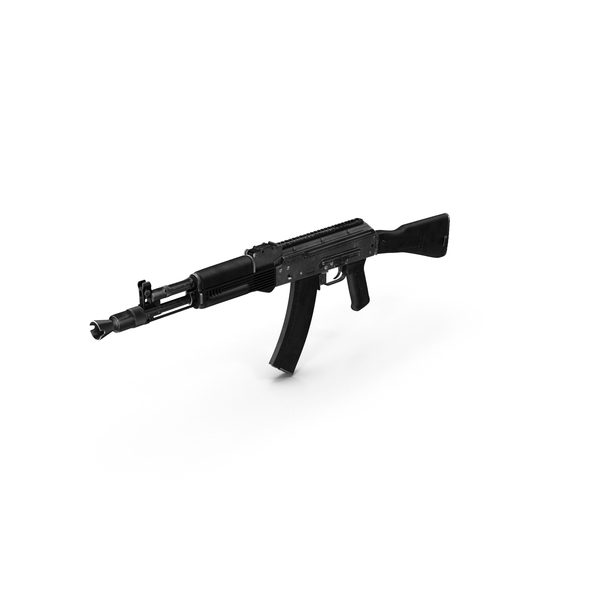 AK-104 Rifle Object