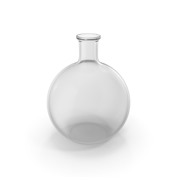 Alchemical Flask Big Empty PNG & PSD Images