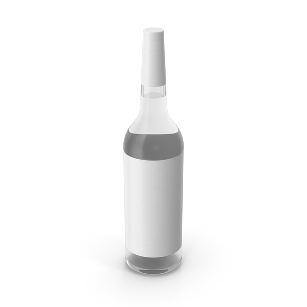 Alcohol Bottle PNG & PSD Images