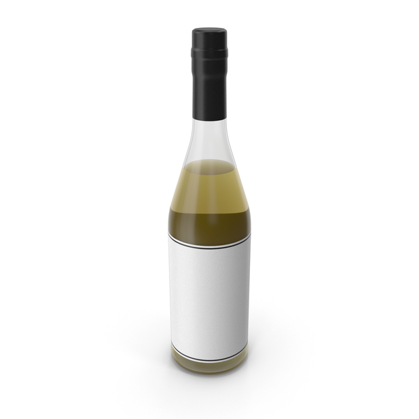 Wine: Alcohol Bottle Black White PNG & PSD Images