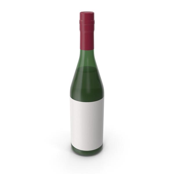 Alcohol Bottle PNG & PSD Images