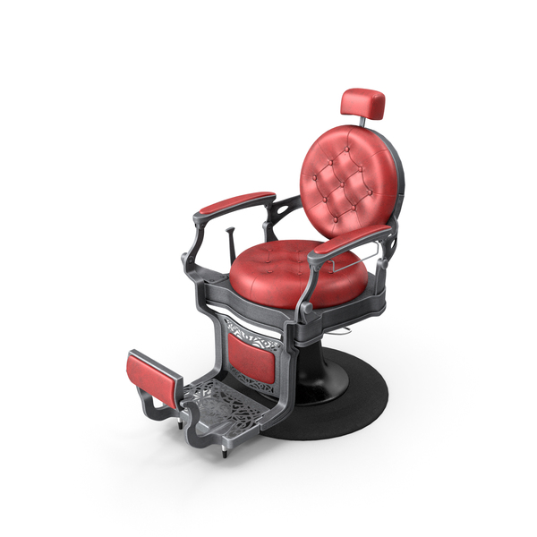 Alesso Professional Barber Chair PNG & PSD Images