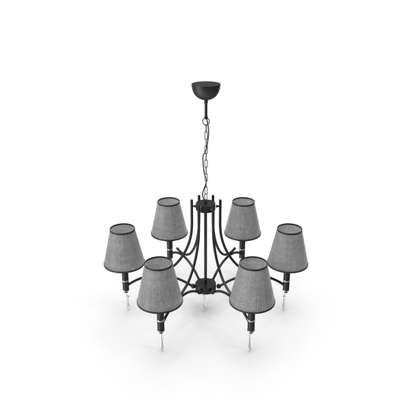 Alfa Abil Chandelier PNG & PSD Images