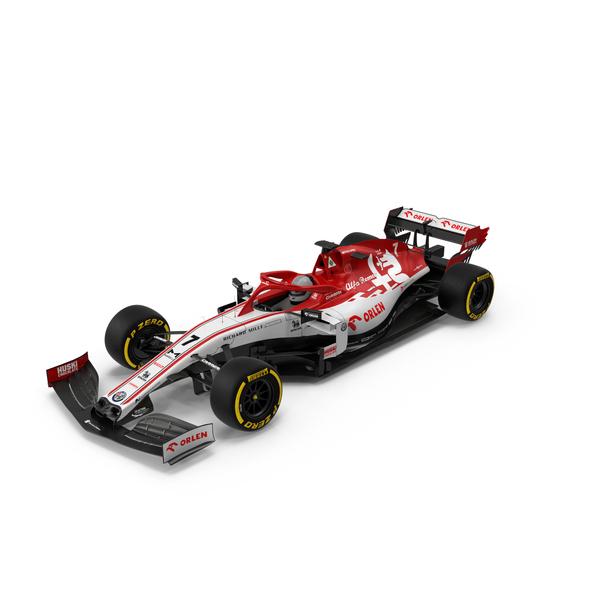 Alfa Romeo Racing C39 PNG & PSD Images