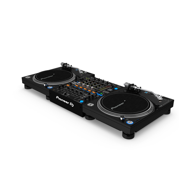 All In One Digital DJ System Pioneer PNG & PSD Images