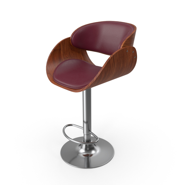 Almere Bar Stool PNG & PSD Images
