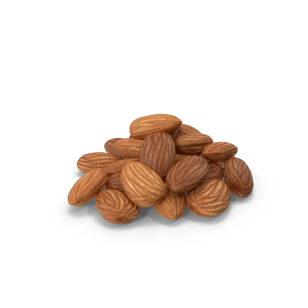 Almond Nuts PNG & PSD Images