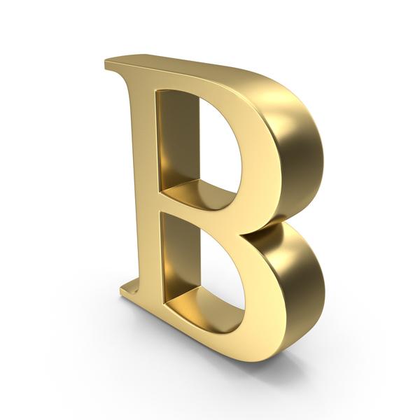 Alphabet Time's Roman B PNG & PSD Images
