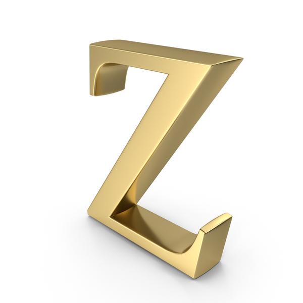 Alphabet Time's Roman Z PNG & PSD Images