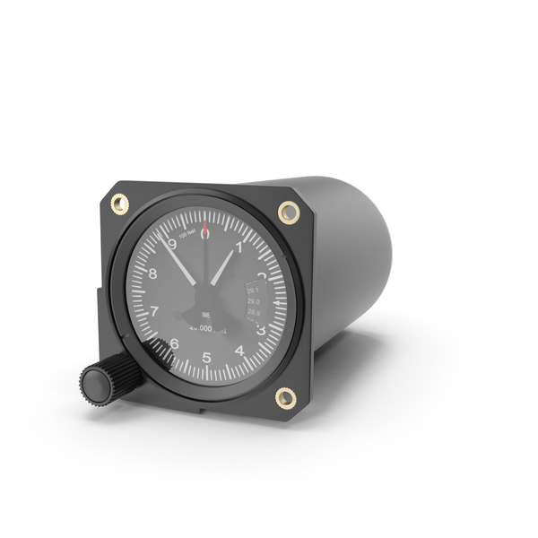 Altimeter Object