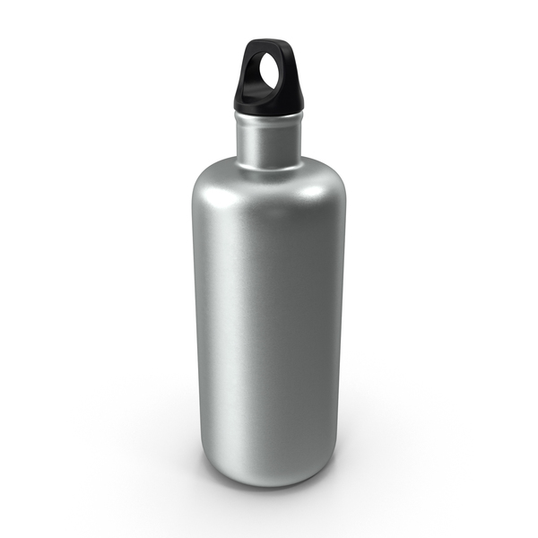 Water: Aluminium Bottle PNG & PSD Images