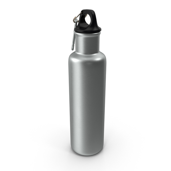 Aluminium Bottle PNG & PSD Images
