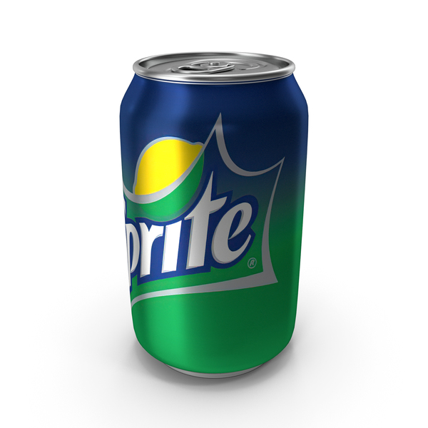 Aluminium Can Sprite PNG & PSD Images