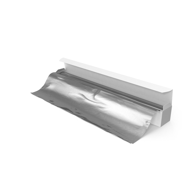 Aluminium Foil Box Object