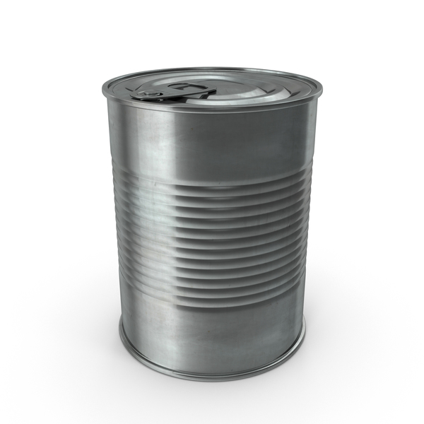 Aluminum Can Object