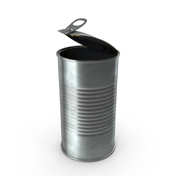 Tin: Aluminum Can PNG & PSD Images