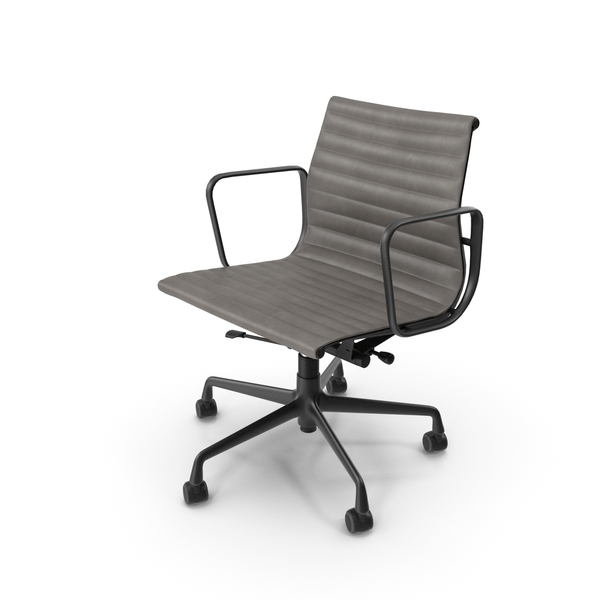Office: Aluminum Chair PNG & PSD Images