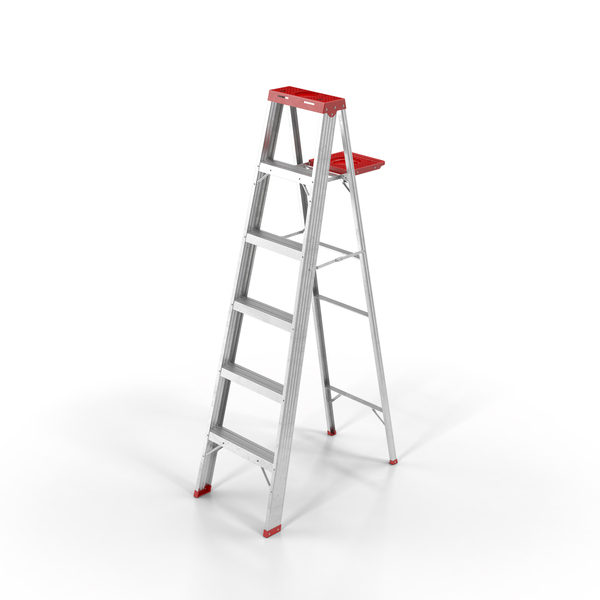 Aluminum Painting Ladder PNG & PSD Images