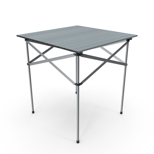 Aluminum Picnic Table Object