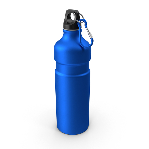 Aluminum Water Bottle 750ml PNG & PSD Images