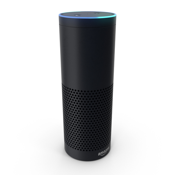 Amazon Echo (2nd Generation) PNG & PSD Images