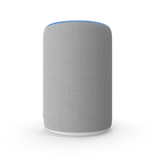 Amazon Echo Plus PNG & PSD Images