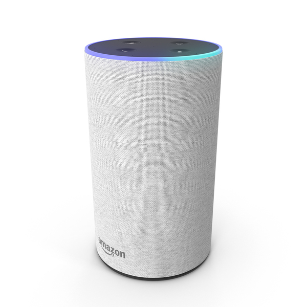 Amazon Echo PNG & PSD Images