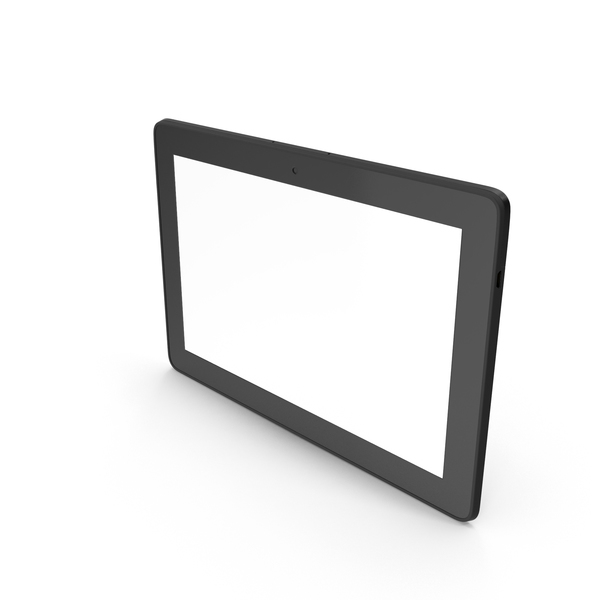 Tablet Computer: Amazon Fire HDX 8.9 PNG & PSD Images