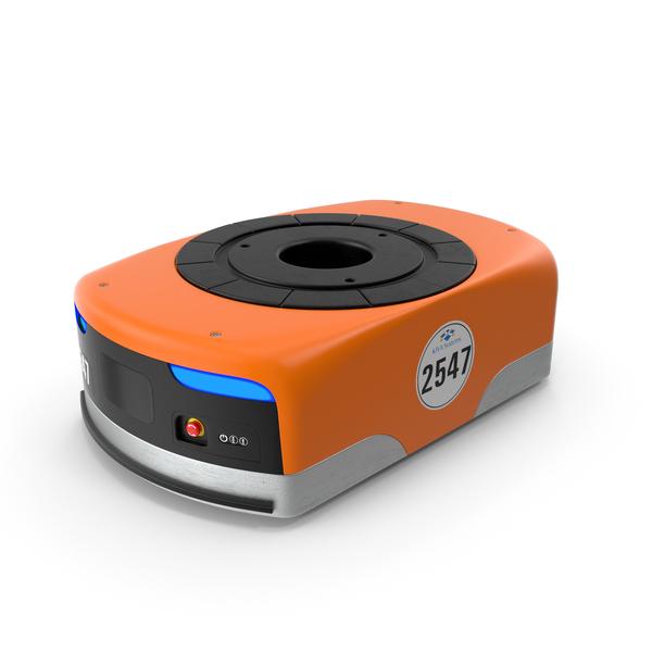 Amazon Kiva Warehouse Robot PNG & PSD Images