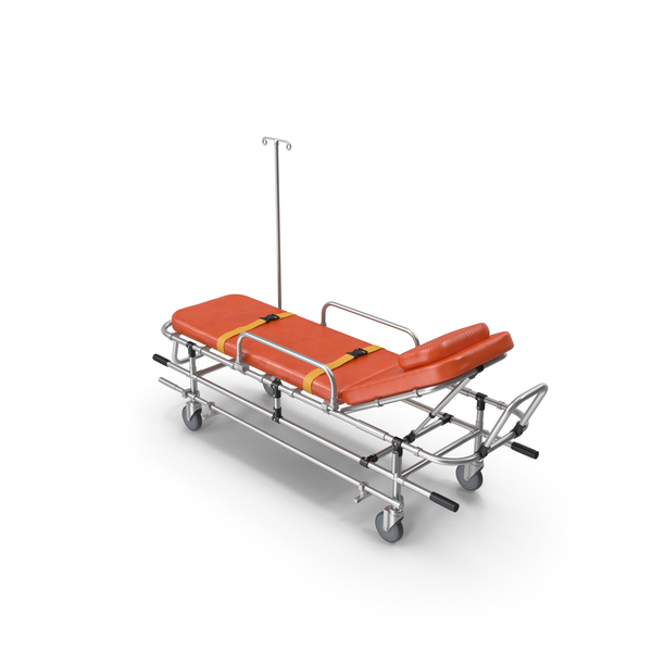 Ambulance Stretcher Trolley PNG & PSD Images