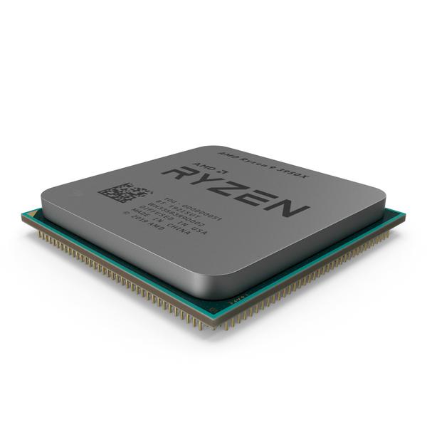 AMD Ryzen 9 CPU PNG & PSD Images