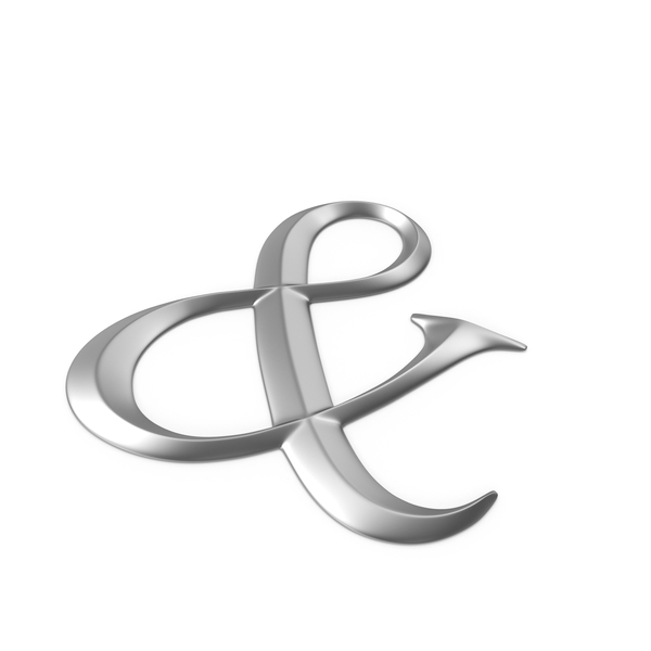 Ampersand PNG Images & PSDs for Download | PixelSquid