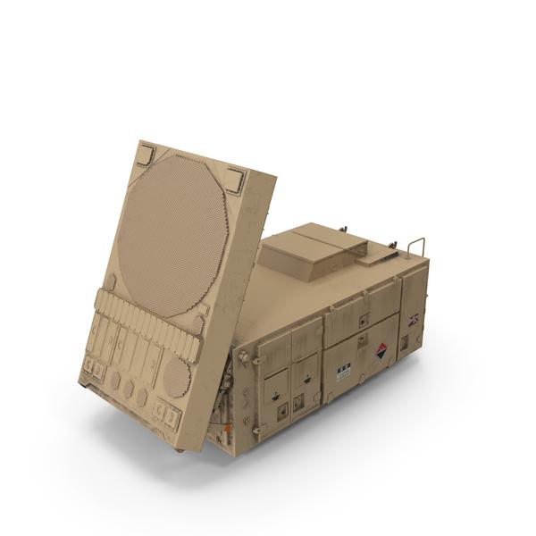AN-MPQ53 Radar PNG & PSD Images