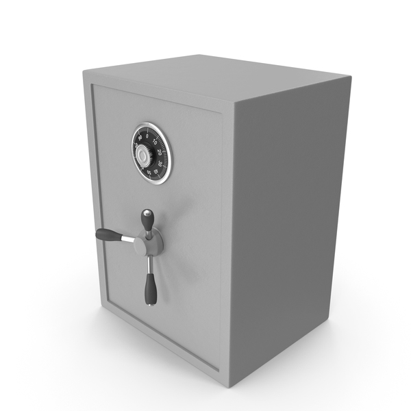 Analog Safe Closed PNG & PSD Images